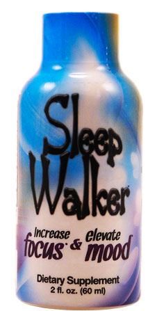 Red Dawn Sleepwalker Shot 2 oz Bottle